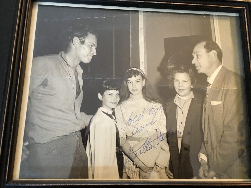 Chuck Heston, Ann (Katherinea), RoseMarie Staats, Karen Andrews, Fred Frank