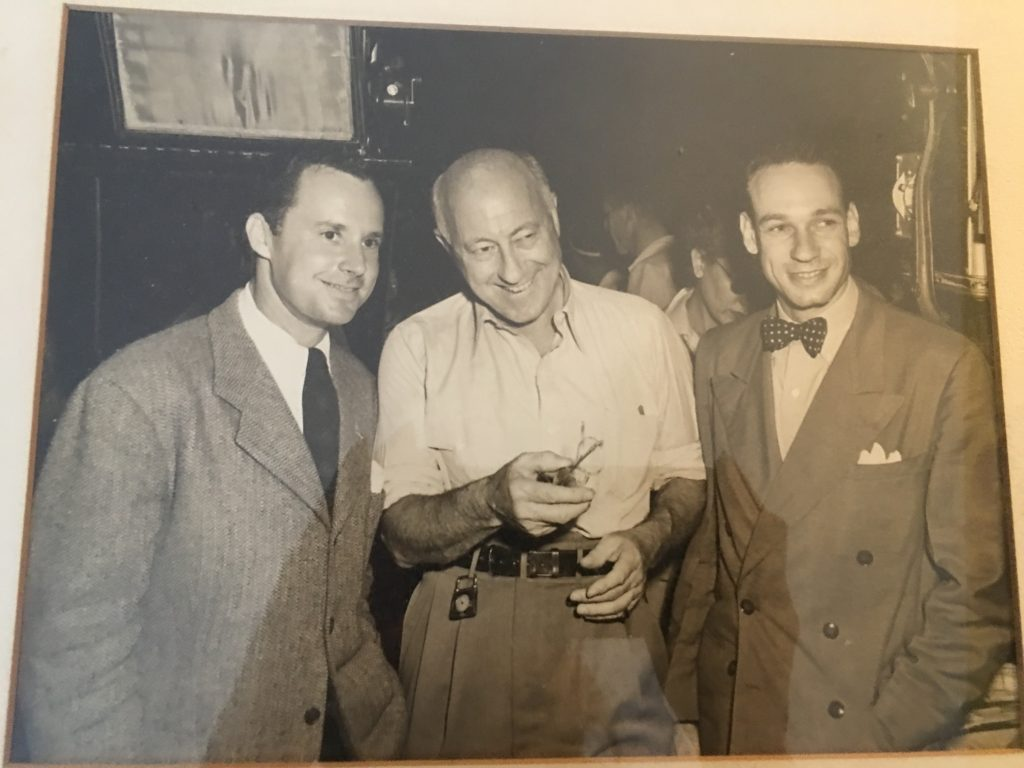 deMille, Fred Frank, Jessie Lasky Jr.