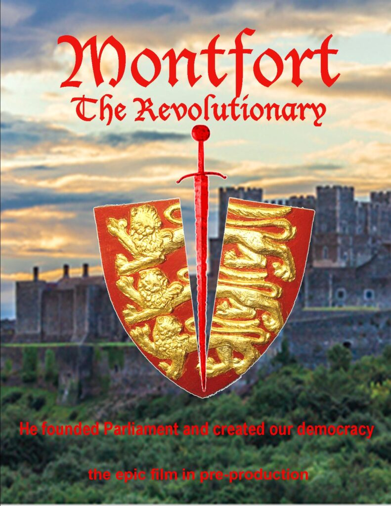 promo materials for Montfort as a film
